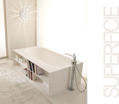 Vasche da bagno Antonio Lupi Edonia vasca da bagno rettangolare ...