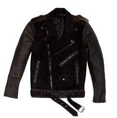 BLK DNM blouson de cuir http://www.vogue.fr/mode/shopping/diaporama/cadeaux-de-noel-ultra-noirs/11040/image/654475#!blk-dnm-blouson-de-cuir
