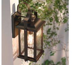 Helena 1 light outdoor wall lantern outdoor wall lantern new outdoor wall mount light fixture exterior lamp aloadofball Image collections