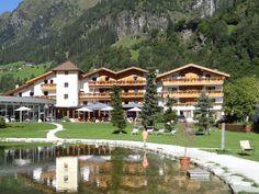 Familienhotel Feuerstein in Italien