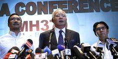 Malasia: La desaparición del avión fue intencional