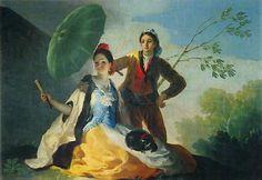 el Quitasol de Goya