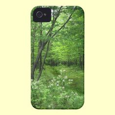 Woodland Path Iphone 4 Covers