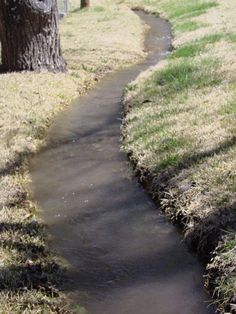 The original 1863, acequia (irrigation canal) remains virtually unchanged and provides the water for the trees lining the streets, private gardens, and landscaping that gives Tularosa, New Mexico, its unique character.