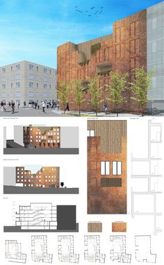 university project, 6th term, employment department and apartments (part 2)