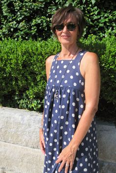 Sew Tessuti Blog - Sewing Tips & Tutorials - New Fabrics, Pattern Reviews: Our new pattern - the Annie Dress!