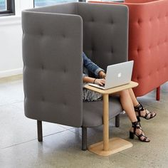 Fancy - QT Privacy Lounge Chair