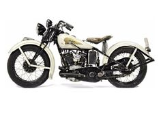Up for sale, a '34 Indian Sport Scout formerly owned by Steve McQueen