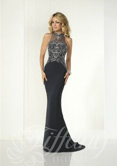 7a42a909f6e7 8 Best Tiffany Collection images in 2019   Dress prom, Prom dresses ...