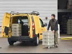 Renault Kangoo переезд грузчики Цветной бульвар мини фургон доставка пог...