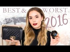 BEST and WORST PRODUCTS of 2016 | 2016 Favourites | Hello October