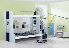 Camas de dos pisos o literas para niños   Decoración y Moda Infantil