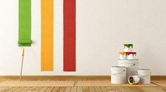 Wandfarben kombinieren komplementärfarben streichen