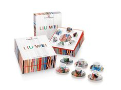 illy Art Collection - Liu Wei on Behance