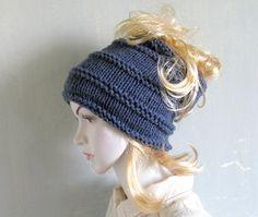 Dreadlock tube hat dreadlock headband wide hair by recyclingroom