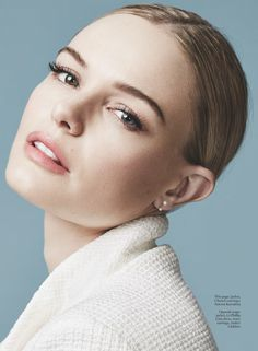 Kate Bosworth by David Roemer for Marie Claire UK March 2015