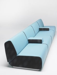 Manhatten sofa range by Artifort with a wide number of compositions, suitable for home use or in offices/hotels. Reception Furniture, Reception Seating, Sofa, Couch, Offices, Interior, Hotels, Range, Number