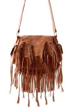8266746f684d Bohemian Style Suede Fringe Crossbody Bag - Bags - Goods - Retro
