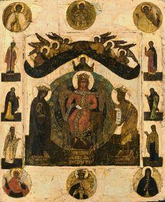 София Премудрость Божия (ок.1580) (США, Массачутетс, Клинтон,