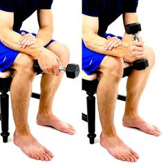 4 exercises for tennis elbow pain that you should not skip - Be My Healer Tennis Elbow Symptoms, Tennis Elbow Exercises, Home Exercise Program, Do Exercise, Big Forearms, Sports Physical Therapy, Forearm Muscles, Exercise Images, Elbow Pain