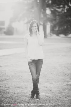 Corrine   Hays High School   Class of 2013 Senior Photos | Everyday You Photography #DowntownHays