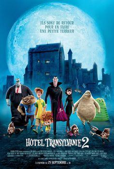 Hôtel Transylvanie 2 ***