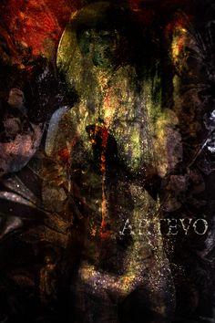 """The Flood"" Artevo edition Proofsec 100x150cm"