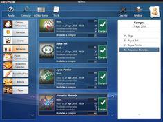 Control de Caja software táctil POS TPV HioPOS Caja Registradora