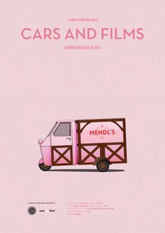 Cars And Films #5 on Wacom Gallery