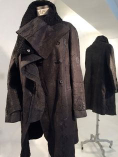 NEWyesterday - reworked fur fashion, reversible, one of a kind, unisex