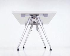 Conference table / contemporary / folding / home - CLICK : FOLDING TABLE - vitra USA