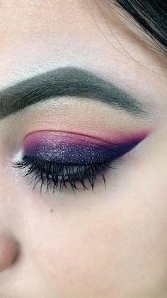 Goth Eye Makeup, Dope Makeup, Asian Eye Makeup, Eye Makeup Art, Colorful Eye Makeup, Natural Eye Makeup, Eye Makeup Remover, Blue Eye Makeup, Eyeshadow Makeup