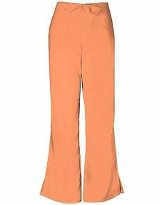Cherokee Workwear Flare Leg Drawstring Pant 4101