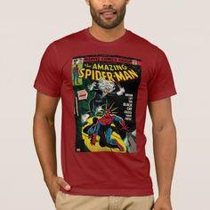 Wonder Woman Battle-Ready Comic Art T-Shirt - tap, personalize, buy right now! Amazing Spider Man Comic, Superman T Shirt, Men Store, Cartoon T Shirts, American Apparel, Shirt Style, Spiderman, Shirt Designs, Wonder Woman