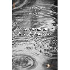 Comme autant de ronds dans l'eau book by Marie-Pierre Pruvot (aka Bambi)