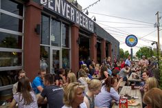 Denvers Best Beer Gardens And Patios Zagat Design Tap - 12 great american food festivals