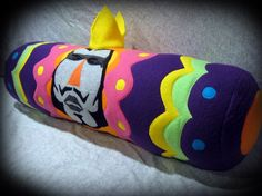 Never have I seen a more awesome pillow (or Etsy product description) Katamari Damacy talking King pillow