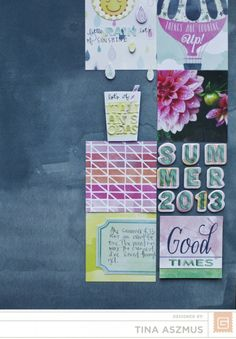 Fresh Cut | Layout | Tina Aszmus