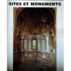 """"""" Sites Et Monuments"""" N° 99 - L'Église Saint-Paul De Montreuil-Beaumont S/Oise -Mello Et Cires Les Mello - A Fontmotigny - A Saint Cyr - L'Hospice De Villeneuve Lez Avignon   de Collectif  Format Broché"""