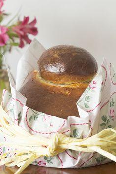pan de brioche con Thermomix