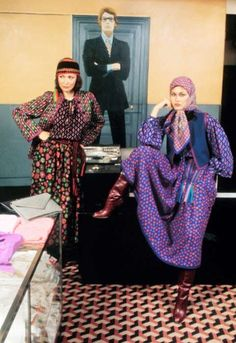 YVES SAINT LAURENT EXPLAINED THROUGH NINE MIND-BLOWINGLY BEAUTIFUL DRESSES