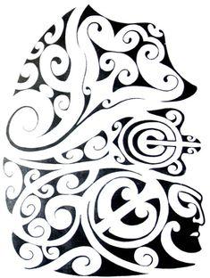 Polynesian Forearm Tattoo, Cool Tattoos, Maori Tattoos, Tatoos, Futuristic, Tatting, Drawings, Crafts, Inspiration