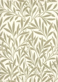 Tapeten von William Morris / Tapeten Morris & Co. Of Wallpaper, Pattern Wallpaper, Wallpaper Backgrounds, Wallpapers, Patterns In Nature, Textures Patterns, Print Patterns, Forest Illustration, Pattern Illustration