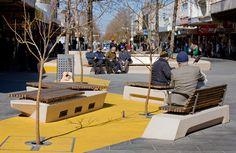 HASSELL   Projects - Nicholson Street Mall