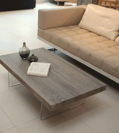 Resource Furniture coffee table - small living space design, space-saving furniture, minimalism, minimalist living space, multifunctional furniture