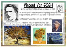 De Vincent Van Gogh, on connait son autoportrait, ses tournesols..... mais il y…