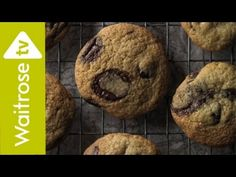 Will Torrent's Chocolate Chip Cookies | Waitrose