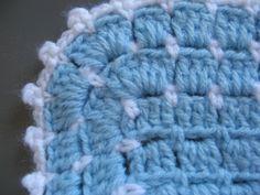 Ravelry: Unique Stitch Baby Blanket by Yolanda Soto-Lopez