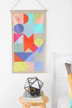 Beci Orpin Geometric Wall Hanging