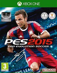 Videojuego Pro Evolution Soccer 2015 Xbox One. Compra en línea fácil y seguro. #Kémik